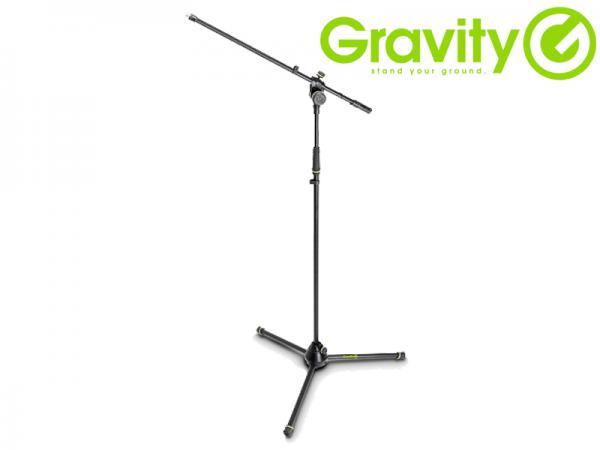 Gravity ( グラビティー ) GMS4321B ◆ 三脚タイプ ブームマイクスタンド