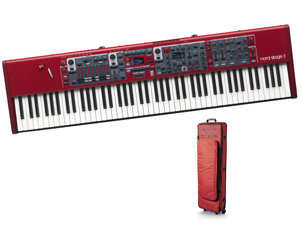 CLAVIA Nord Stage 3 88 ケースセット