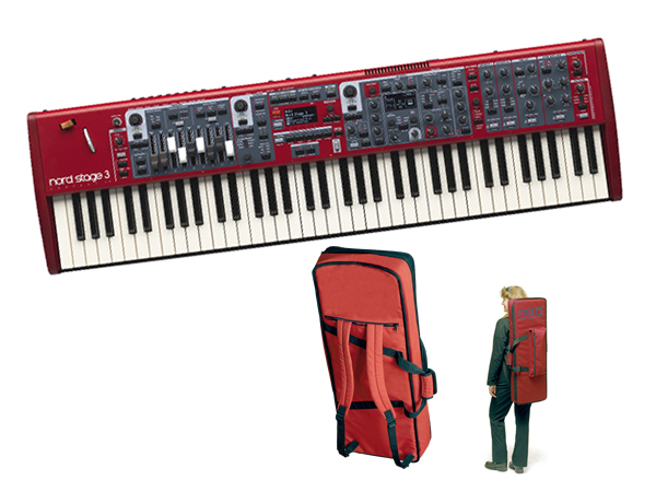 CLAVIA Nord Stage 3 Compact ケースセット
