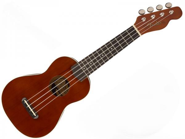 Fender ( フェンダー ) Venice Soprano Ukulele(NAT)【ソプラノ ウクレレ】