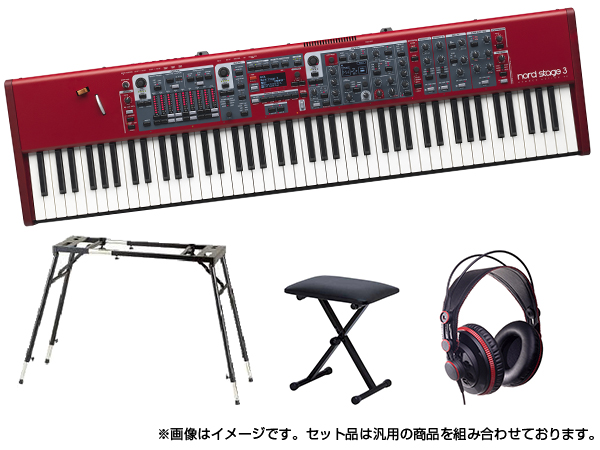 CLAVIA Nord Stage 3 88  ホームセット