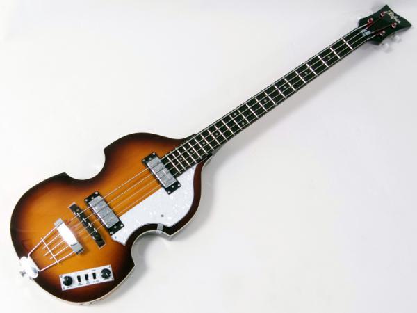 Hofner ( ヘフナー ) Ignition Bass SB  【特価品 バイオリンベース】