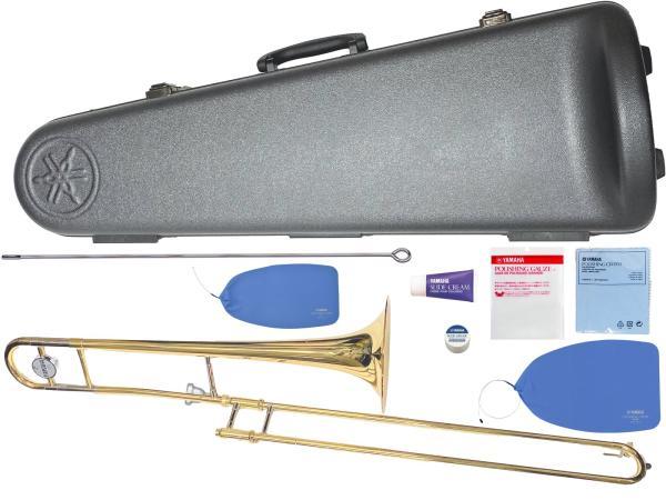 YAMAHA ( ヤマハ ) YSL-354 テナートロンボーン 正規品 日本製 管楽器 細管 B♭ トロンボーン 本体 YSL354 Tenor Trombones セット A 北海道 沖縄 離島不可