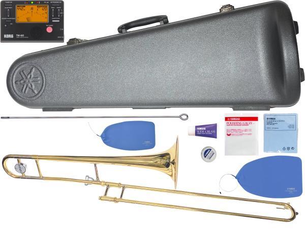 YAMAHA ( ヤマハ ) YSL-354 テナートロンボーン 正規品 日本製 管楽器 細管 B♭ トロンボーン 本体 YSL354 Tenor Trombones セット B 北海道 沖縄 離島不可