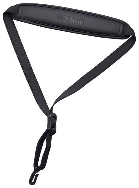 YAMAHA ( ヤマハ ) SSDX2 サックスストラップ ネックパッド付き サクソフォン ネックストラップ アルト テナー ソプラノ バリトン 兼用 ストラップ