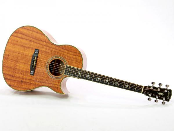 Larrivee ( ラリヴィー ) C-10 Flying Eagle Figured Koa Custom