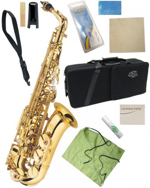 J Michael ( Jマイケル ) AL-500 アルトサックス 新品 アウトレット 初心者 管楽器 alto saxophones セット M 北海道 沖縄 離島 同梱 代引き不可
