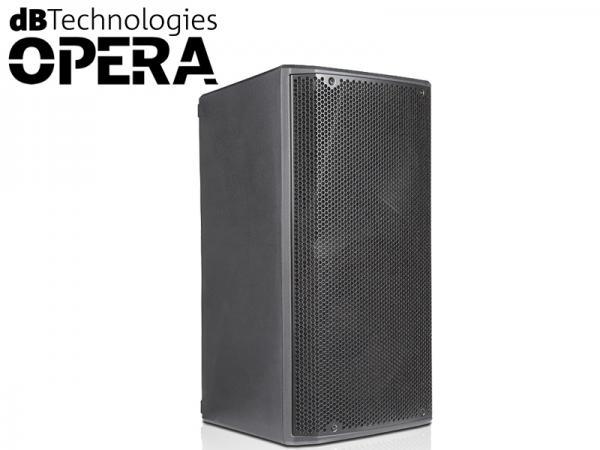 dBTechnologies ( ディービーテクノロジーズ ) OPERA 12 (1台)  ◆  12インチ パワードスピーカー  最大出力1200W