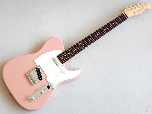 Fender ( フェンダー ) Made in Japan Hybrid 60s Telecaster Flamingo Pink
