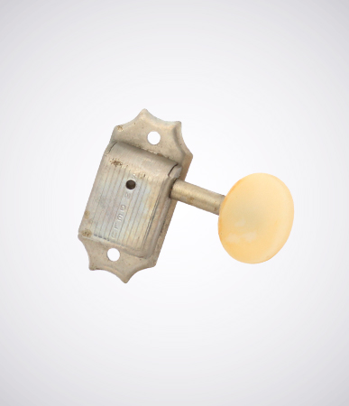 Kluson 3 per side / SPB / Nickel / AGING