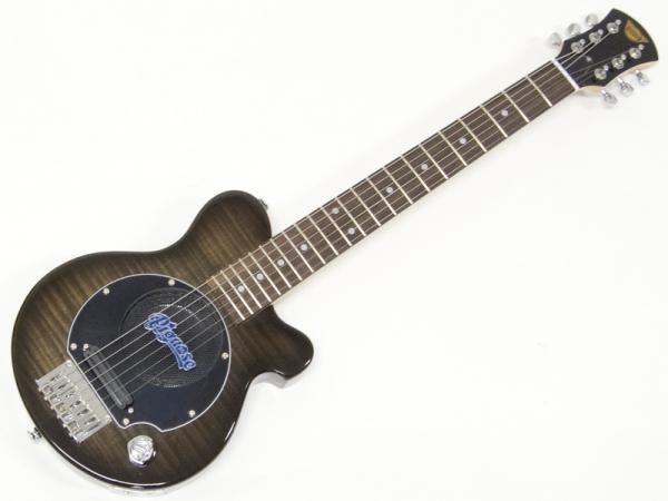 Pignose ( ピグノーズ ) PGG-200FM SBK【アンプ内蔵 エレキギター ミニギター  】