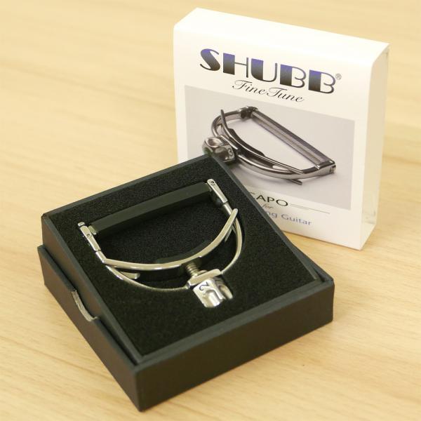 SHUBB ( シャブ ) F1 Fine Tune Capo for Steel String Guitars