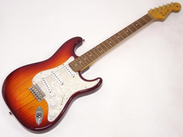 Vanzandt STV-R3 Flame Neck LTD SPECIAL / Cherry Sunburst / Rosewood FingerBoard #8152