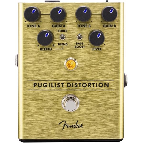 Fender ( フェンダー ) PUGILIST DISTORTION 【ディストーション KH 】