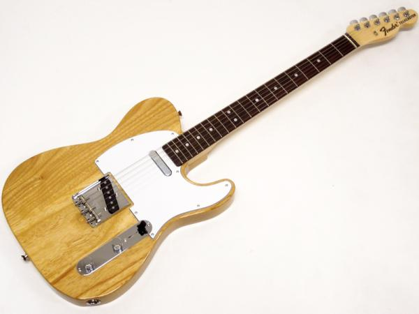 FENDER MADE IN JAPAN TRADITIONAL 70s Telecaster ASH Natural