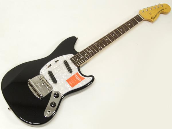 FENDER Made in Japan Traditional 70s Mustang(Black)