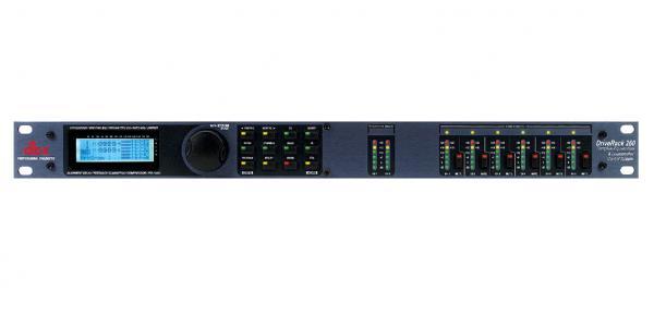 DBX ( ディービーエックス ) DriveRack 260 ◆ 音響出力 プロセッサー