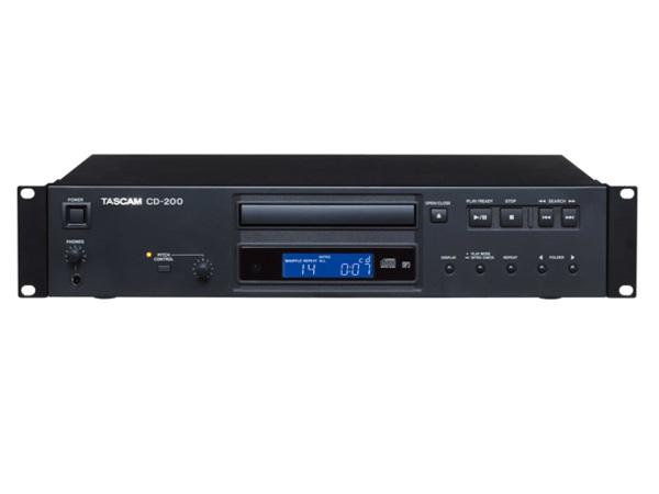TASCAM ( タスカム ) CD-200 ◆ 業務用 CDプレーヤー