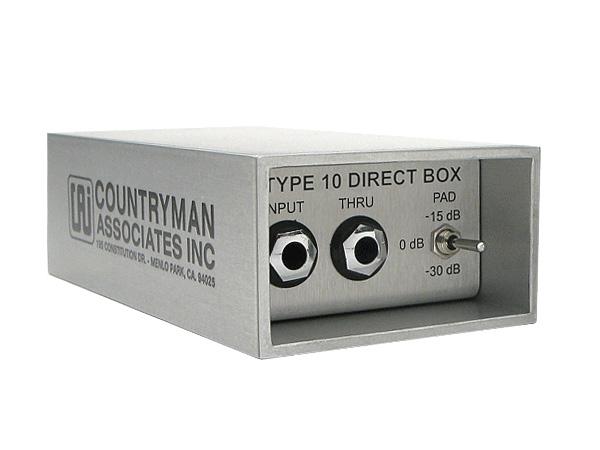 COUNTRYMAN ( カントリーマン ) TYPE10 ◆ ダイレクトボックス DI