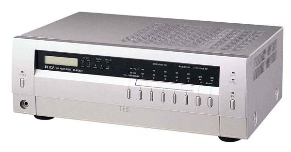 TOA ( ティーオーエー ) TA-2030R ◆ 卓上型アンプ( パワーアンプ ) 30W 5局 ラジオ付