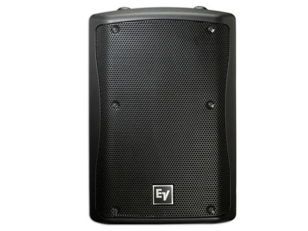Electro-Voice ( EV エレクトロボイス ) ZX3-60B ブラック (1本) ◆ フルレンジスピーカー 黒  60°x60° 12インチ
