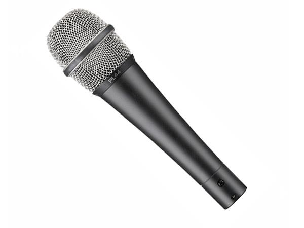 Electro-Voice ( EV エレクトロボイス ) PL44 ◆ ダイナミックマイク スーパーカーディオイド