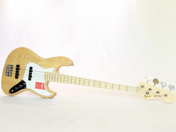 Fender ( フェンダー ) MADE IN JAPAN TRADITIONAL 70S JAZZ BASS Natural/Maple