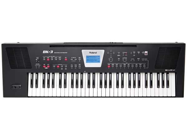 Roland ( ローランド ) BK-3◆ Backing Keybord
