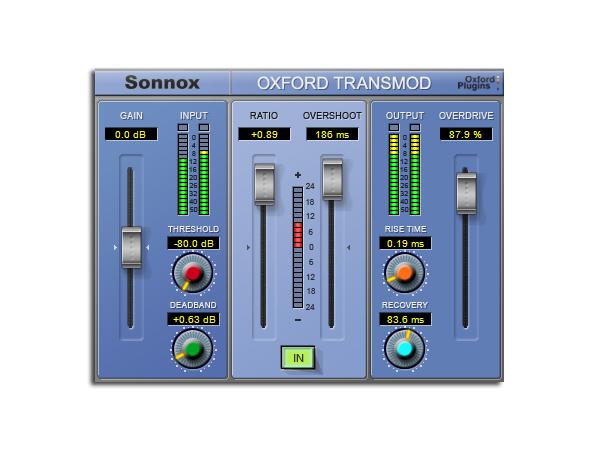 Sonnox Oxford ( ソノックスオックスフォード ) TransMod Native