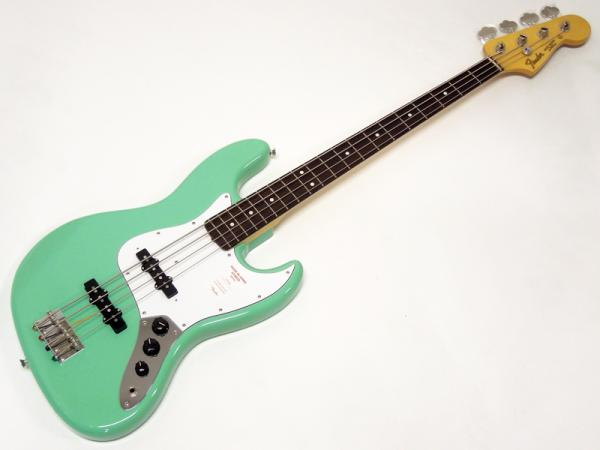 Fender ( フェンダー ) Made in Japan Hybrid 60s Jazz Bass Surf Green