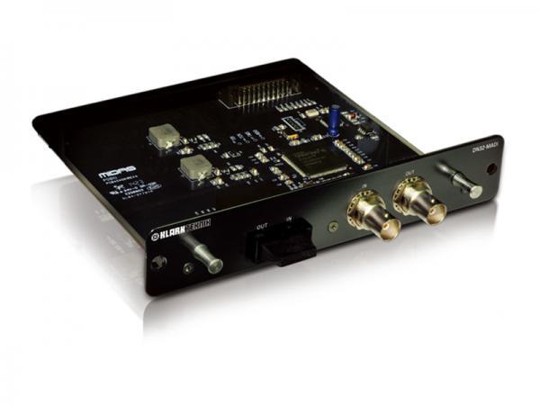 KLARK TEKNIK ( クラークテクニック ) DN32-MADI  ◆  最大32双方向チャンネルの能力を持つ、MADI拡張モジュール