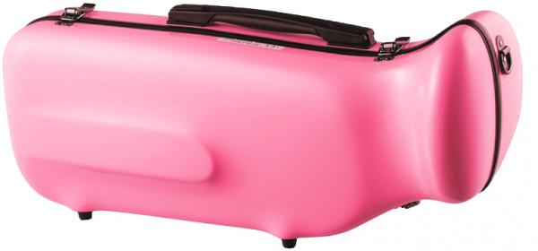 CCシャイニーケース CC2-TP-HPK トランペットケース ホットピンク ハードケース トランペット用 リュックタイプ 楽器 シングル ケース ピンク hot pink