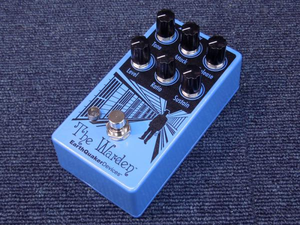 Earth Quaker Devices The Warden【コンプレッサー 】