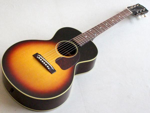"Gibson ( ギブソン ) LG-2 3/4 Tri Burst w/Lyric ""Arlo Guthrie model ""(Ladder Bracing)"