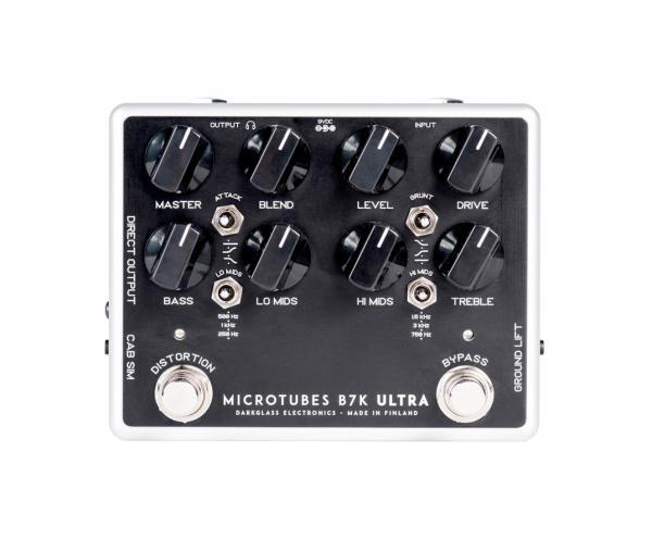 Darkglass Electronics Microtubes B7K Ultra v2【ベース プリアンプ WK】
