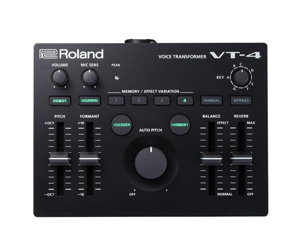 Roland ( ローランド ) VT-4 ◆ AIRA