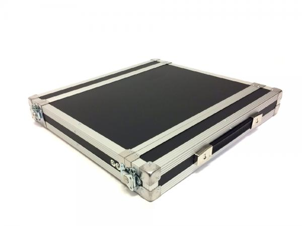 PULSE ( パルス ) H1U D360mm  ◆ 国産 19インチ エンビ ラックケース  EIA 1U RACKCASE