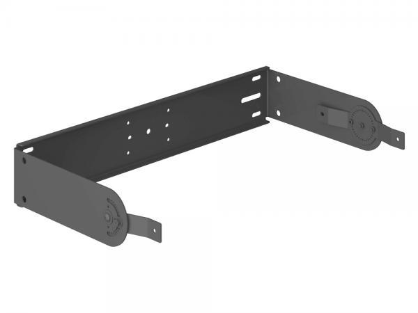 YAMAHA ( ヤマハ ) UB-DZR15 H (1個) ◆ 水平方向の吊り設置に対応する専用Uブラケット   対応スピーカー: DZR15, CZR15