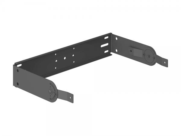 YAMAHA ( ヤマハ ) UB-DZR12 H (1個) ◆ 水平方向の吊り設置に対応する専用Uブラケット   対応スピーカー: DZR12, CZR12