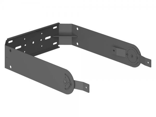 YAMAHA ( ヤマハ ) UB-DZR15 V (1個) ◆ 垂直方向の吊り設置に対応する専用Uブラケット   対応スピーカー: DZR15, CZR15