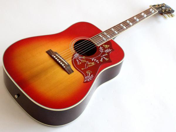 Gibson ( ギブソン ) 1960'S HUMMINGBIRD Vintage Cherry Sunburst VOS Thermally Aged Adirondack Top