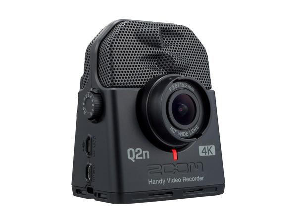 ZOOM ( ズーム ) Q2N-4k ◆ Handy Video Recorder