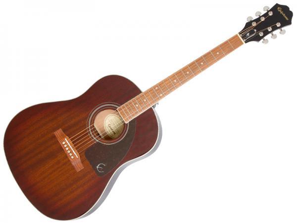 Epiphone ( エピフォン ) AJ-220S(MB) AGスタートパック10点セット【初心者 入門 アコースティックギター セット】