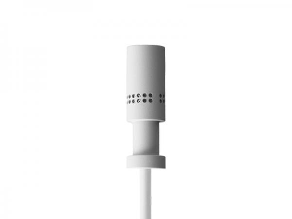 AKG ( エーケージー ) LC81 MD white (衣服装着用)◆ カーディオイド ラべリアマイクロホン コンデンサーマイク ホワイト 白色