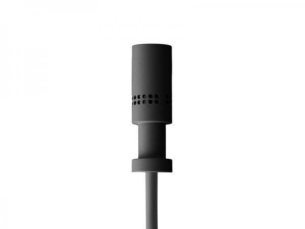AKG ( エーケージー ) LC81 MD black (衣服装着用)◆ カーディオイド ラべリアマイクロホン コンデンサーマイク ブラック 黒色