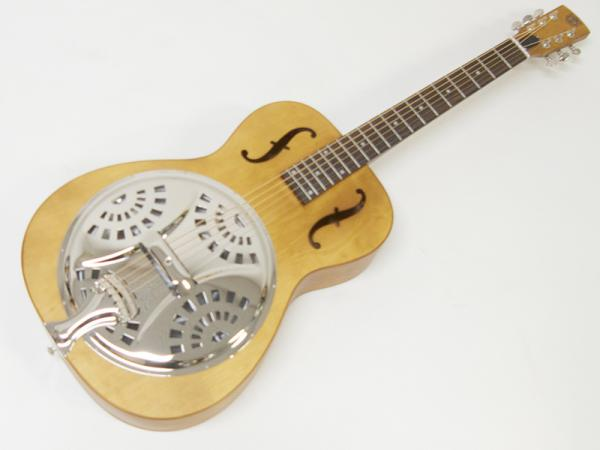 Epiphone ( エピフォン ) Dobro Hound Dog Round neck AGスタートパック10点セット【初心者 入門 アコースティックギター セット】