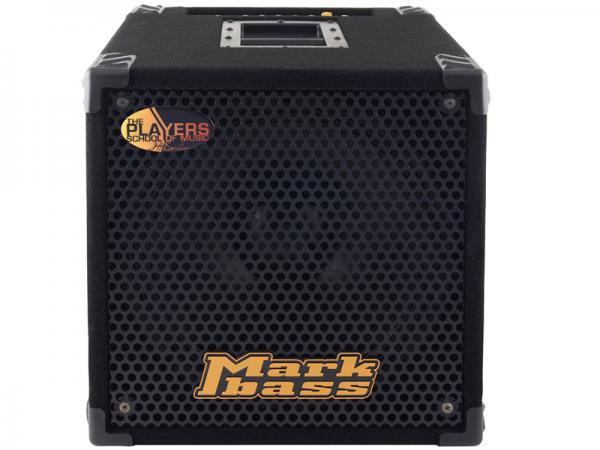 Markbass ( マークベース ) CMD JB Players School【 ベースアンプ・コンボ 】