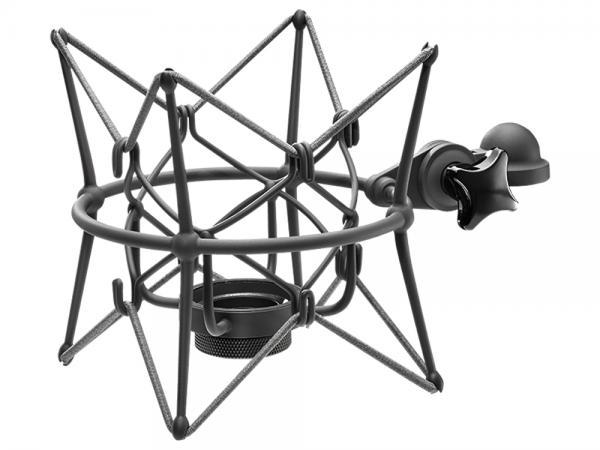 NEUMANN ( ノイマン ) EA2 mt ◆ コンデンサーマイク用 エラスティックサスペンション ブラック色 マット色
