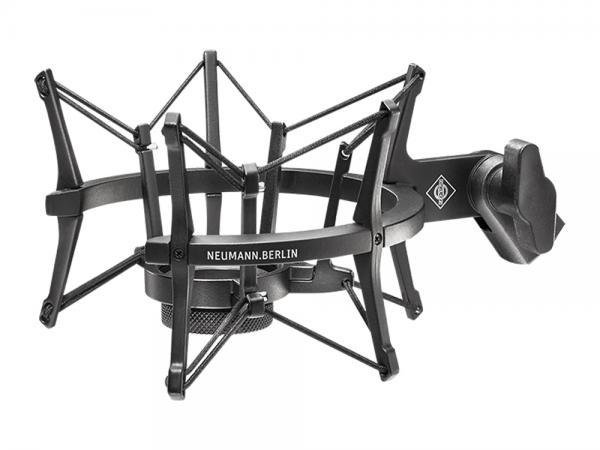 NEUMANN ( ノイマン ) EA4 BK ◆ コンデンサーマイク用 エラスティックサスペンション ブラック色