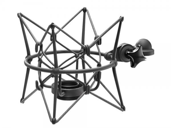 NEUMANN ( ノイマン ) EA89 A mt ◆ U89i mt用 エラスティックサスペンション マット / ブラック色